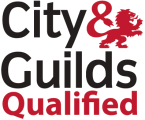 Logo - City & Guilds Qualified